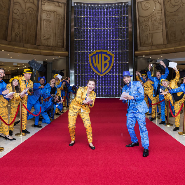 WARNER BROS. WORLD ABU DHABI GRAND OPENING