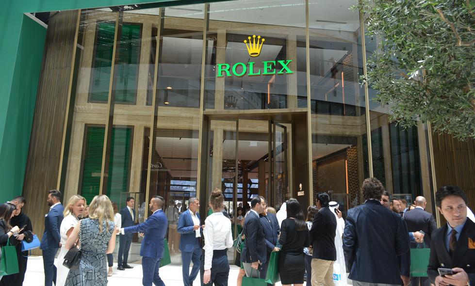 Rolex Gala Dinnner
