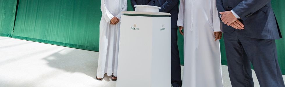 Rolex Store Opening