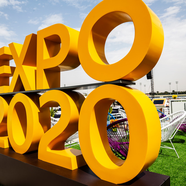 EXPO 2020 DUBAI '#Hayyakum' LAUNCH AT DUBAI WORLD CUP
