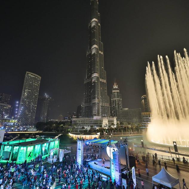 DUBAI FITNESS CHALLENGE - CLOSING CARNIVAL