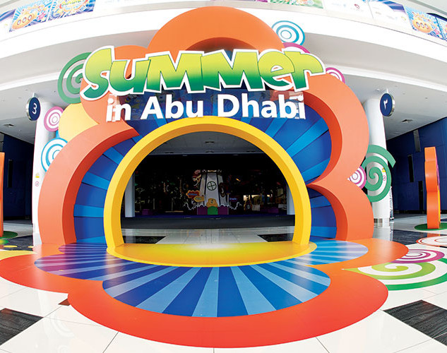 SUMMER IN ABU DHABI