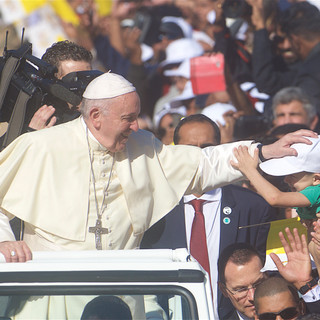 HOLY MASS FOR THE VISIT OF HIS HOLINESS POPE FRANCIS