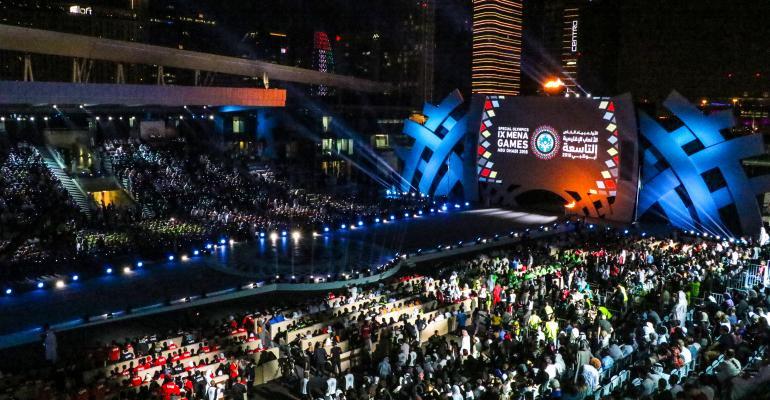 Special Olympics MENA