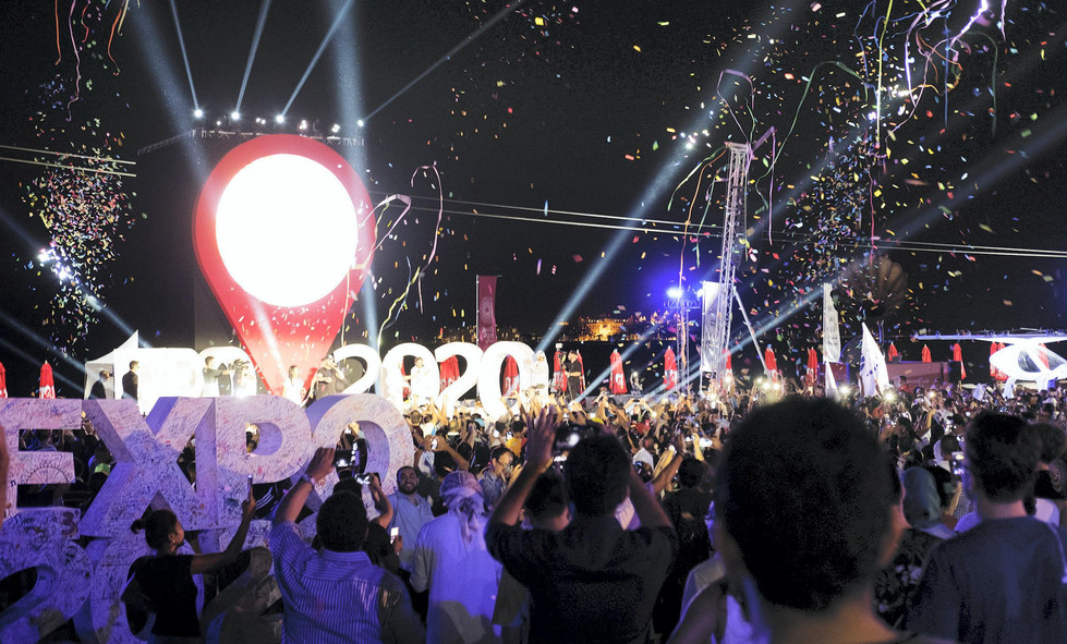 EXPO 2020 3YTGO