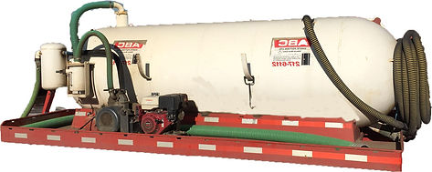 Septic pump out unit