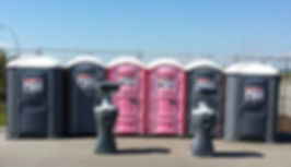 Portable Toilet and Handstation