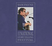 Sam Payne Live at the National Storytell