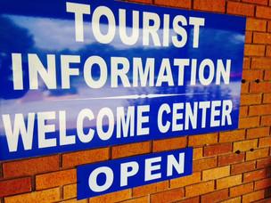 Tourist Welcome Center Open