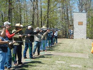 Hunt & Gun Club Memorial Dedication April 9