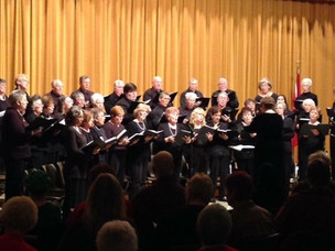 """Community Chorus Presents """"The Color of Music"""""""
