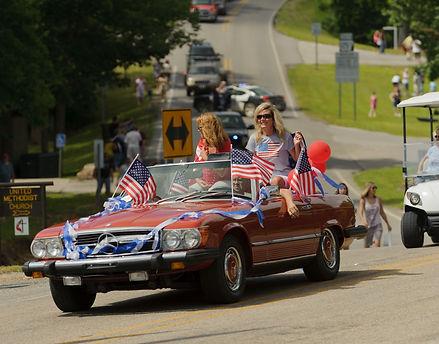 Cherokee Village Parade