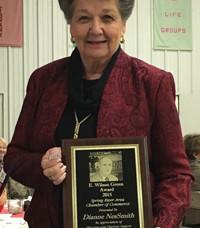 NesSmith Receives E. Wilson Green Award