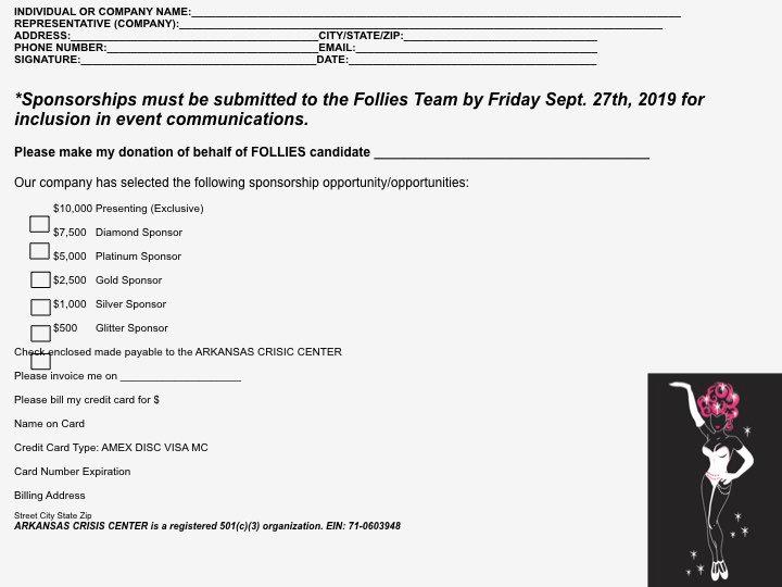 Bentonville Follies 2019 Sponsorship.001