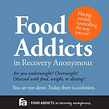 Food Addicts In Recovery