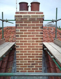 ALL CHIMNEY REPAIRS AND REPOINTING