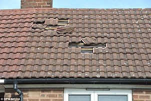 ROOF SLATE AND ROOF TILE REPAIRS