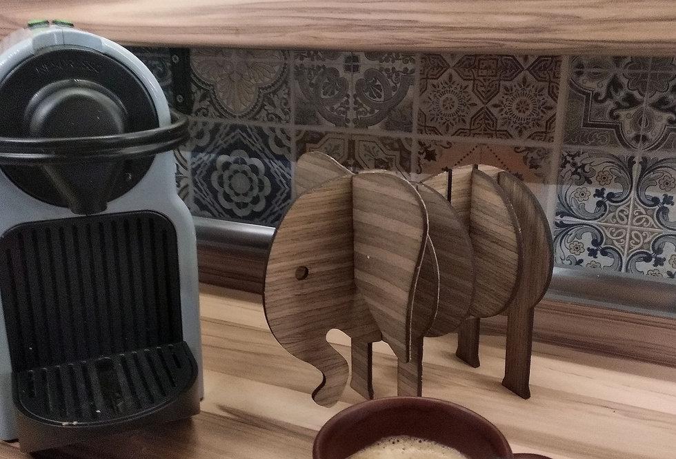 Dumbo coasters