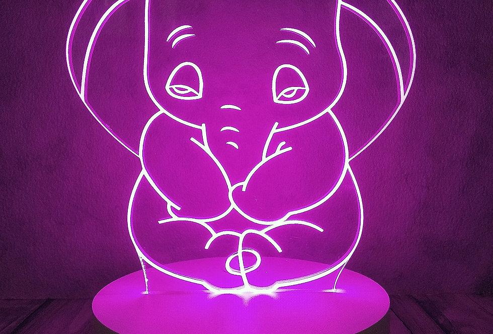Dumbo (pink)