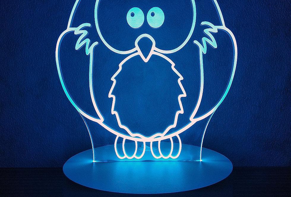 Little Bird (blue)