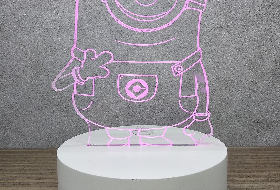 Minion (pink)