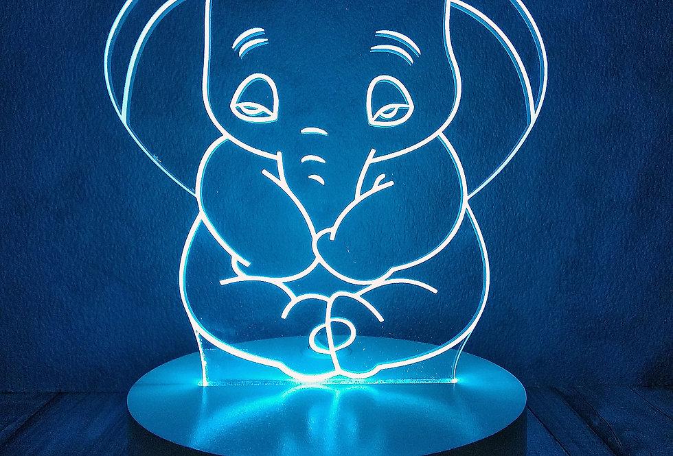 Dumbo (blue)