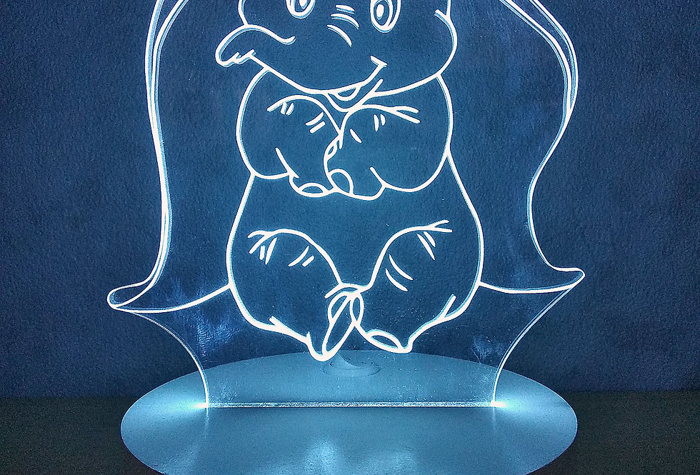 Dumbo II (blue)