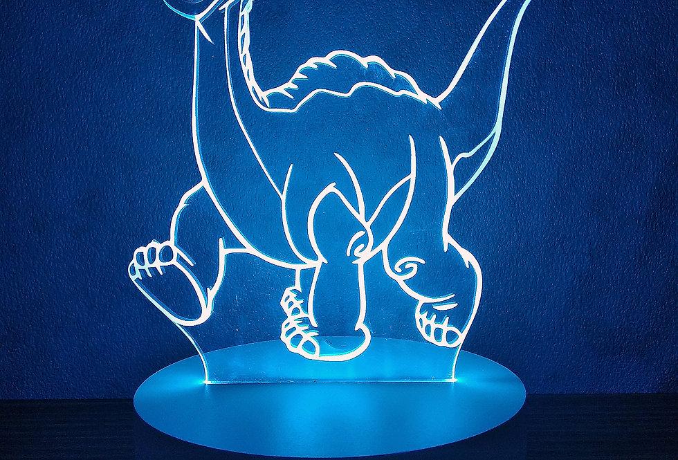 Little Dino (blue)