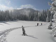 Trekking d'hiver