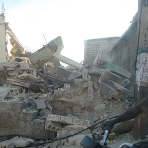 Earthquake- 9 Years Later