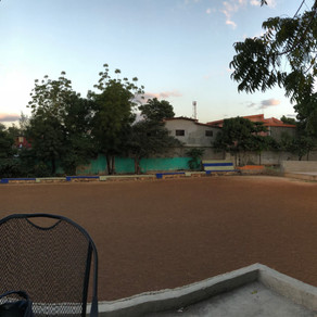 Day 2: day of preparation in Port-au-Prince, thoughts on contentment