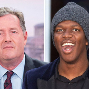 KSI Vs Piers Morgan