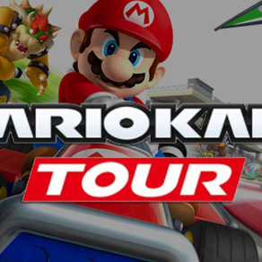 Mario kart is coming to mobile