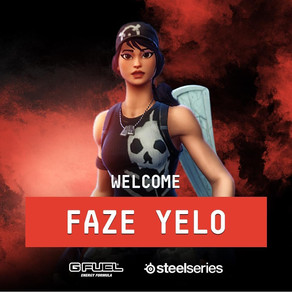 FaZe Clan welcome their newest member - Faze Yelo