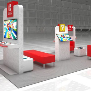 Nintendo to open Switch Lounges at some US Airports