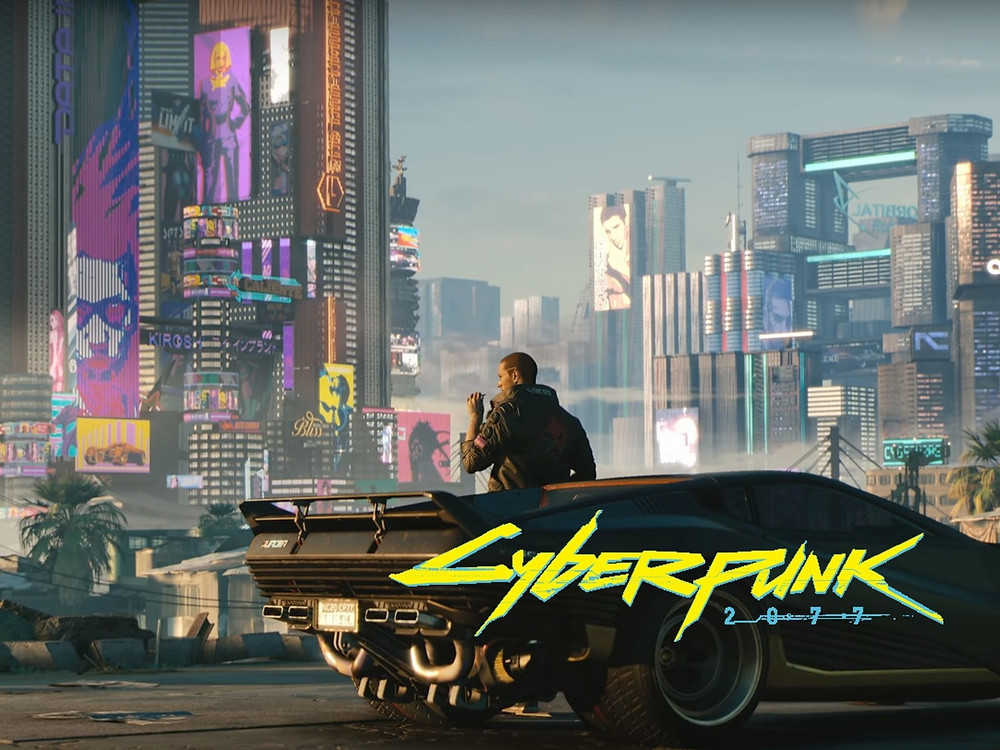 Click here to watch the Cyberpunk 2077 gameplay