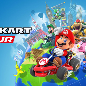 Mario Kart Tour Finally gets Multiplayer