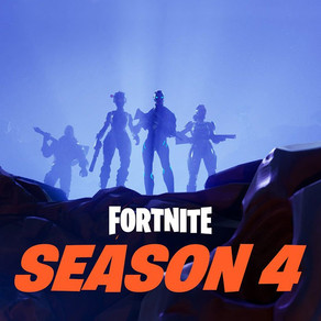 Fortnite season 4 is here!