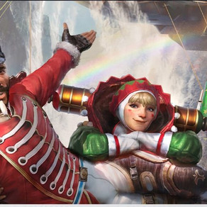 Apex Legends have leaked a 'Holiday Collection'!