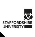 Staffs Uni black badge Logo.png
