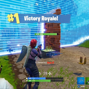 Upshall shows you how to get a 31 kill game
