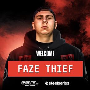 FaZe welcome their newest member: FaZe Thiefs!