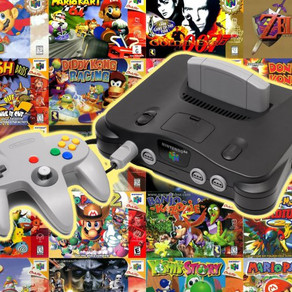 Druid Gaming`s top 5 N64 games of all time