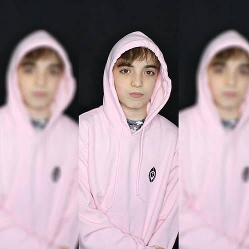 Base Hoodie Pink