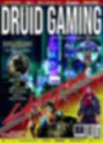 Druid Gaming Magazine Cover for wix_edit