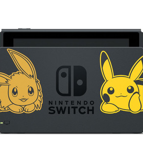 Nintendo Switch: PokemonEdition due out in November