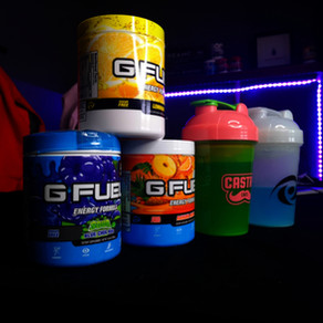 Get 5% off G FUEL with Lime Pro Gaming