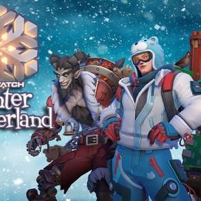 Overwatch Winter Wonderland is here!