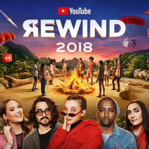 YouTube claim they will be offering 'something different' for their Rewind 2019... thank god!