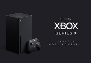 Introducing the Xbox Series X